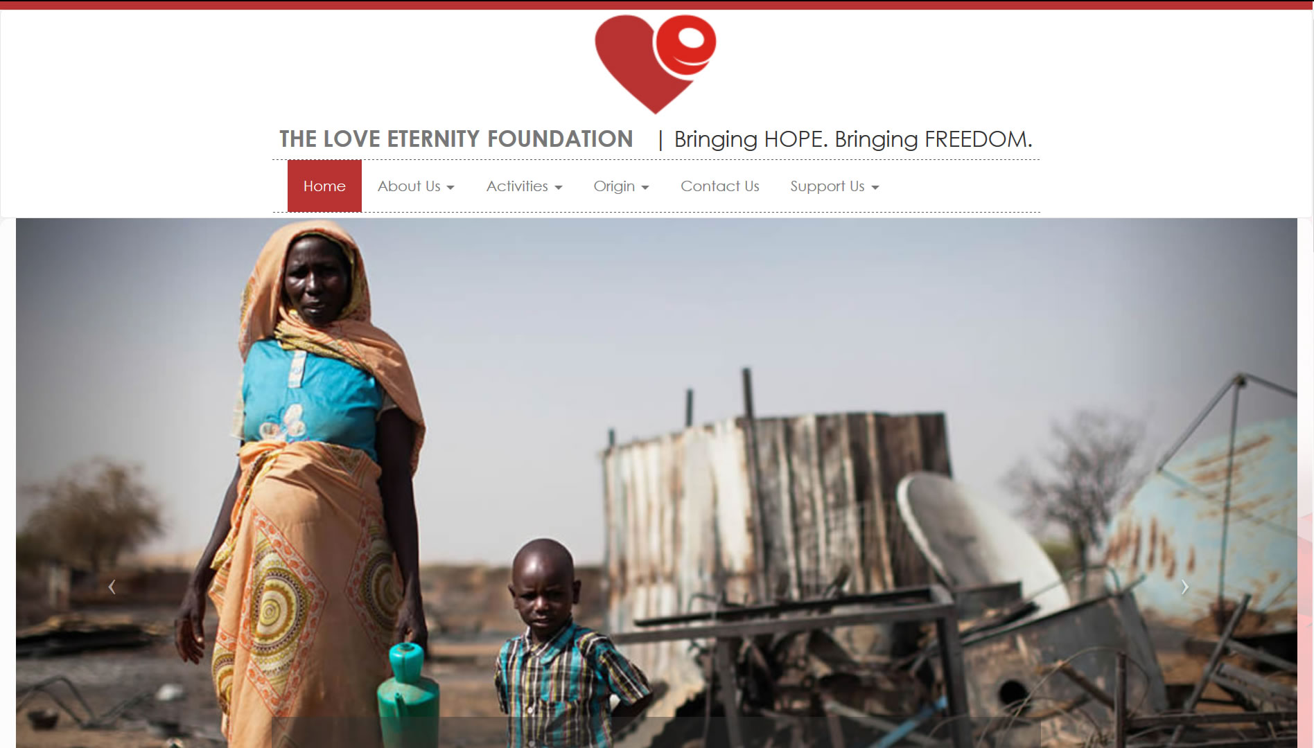 Love Eternity Foundation