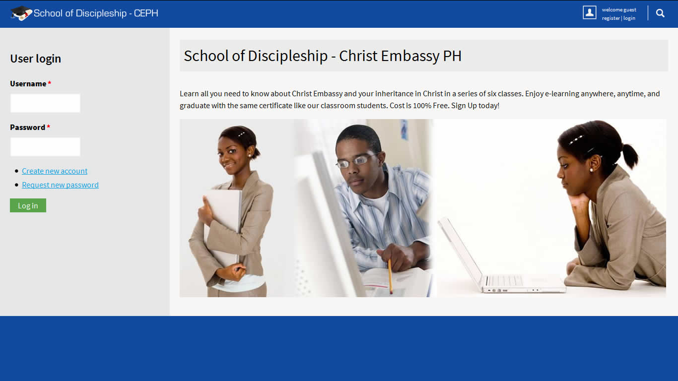 Christ Embassy E-learning