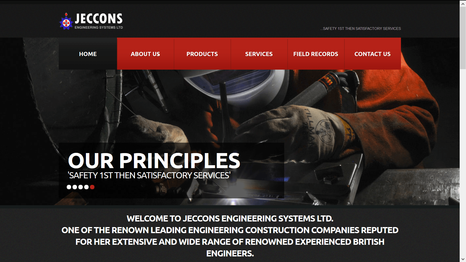 Jeccons Engineering Systems Ltd