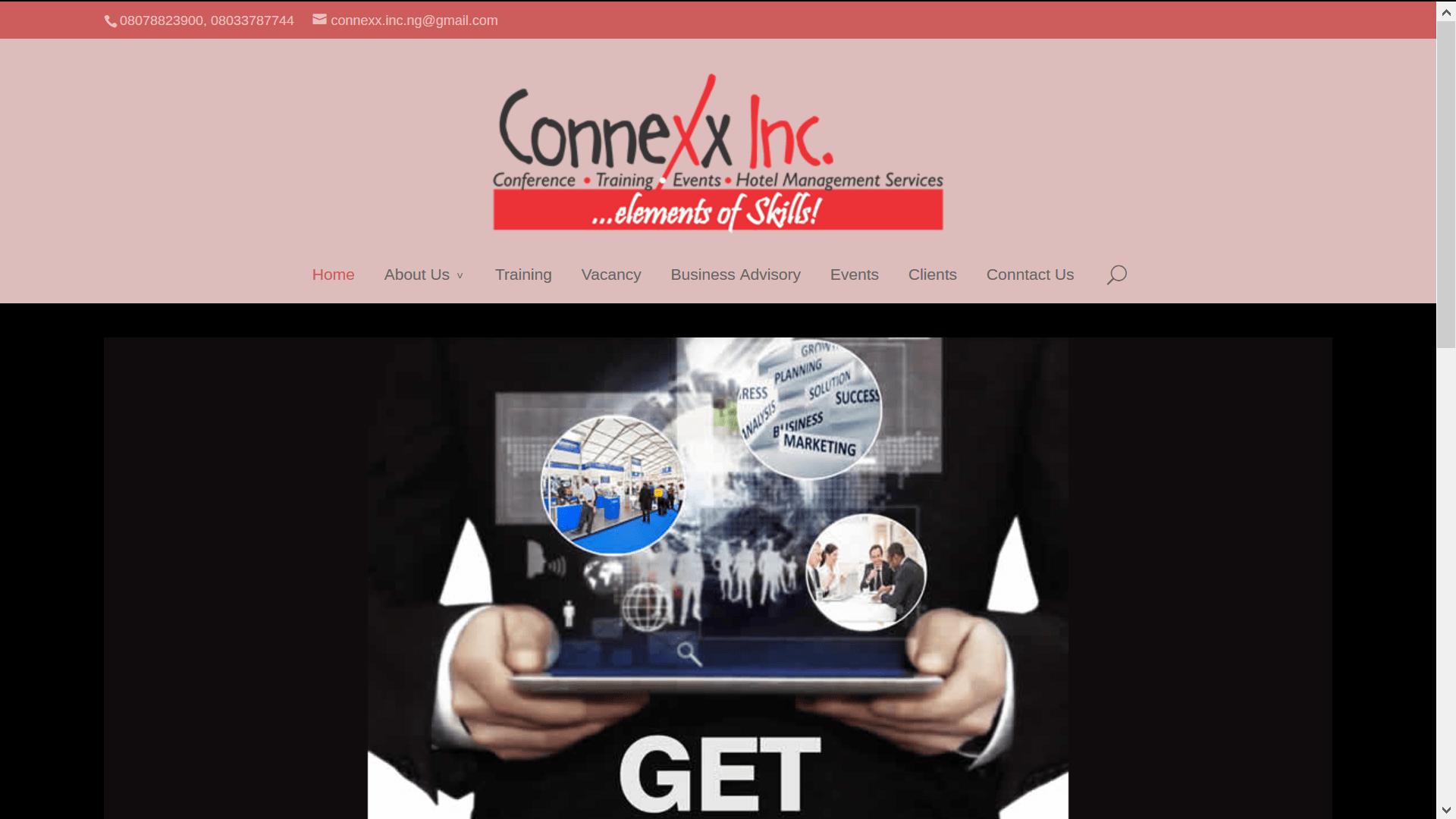 Connexx Inc.